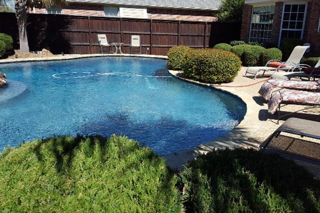 Pool Remodels