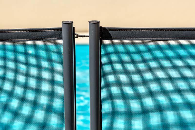 Infinity Edge Pool Safety