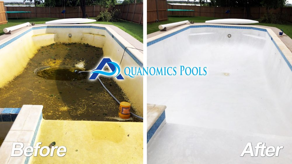 5 Warning Signs of an Unclean Pool